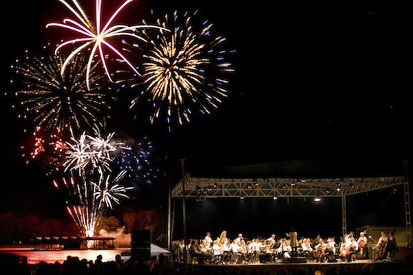 : Save the Date – Symphony on the Sand featuring the Columbus Symphony Orchestra