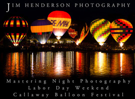 Night Photography Workshop