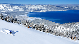 World-Class Skiing at Heavenly Mountain